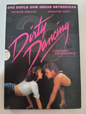 DvD Dirty Dancing com cenas estendidas.