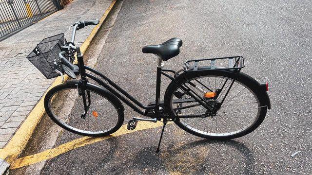 Bicicleta Btwin Elops Aro 28 Retrô - Foto 2