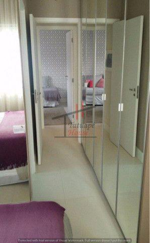 Apto Tatuapé 91 m2 (3 dorm 2 suites 2 Vagas Garagem Ampla Varanda Ótima Localização - Foto 5