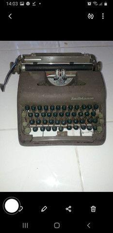 Máquina datilografica  - Foto 6