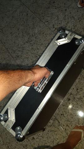 Pionner DDJ-SB3 + Hard Case com Plataforma Deslizante Som Case - Foto 6