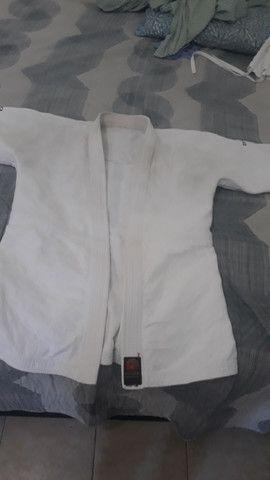 Kimono Dragão A2 Curto