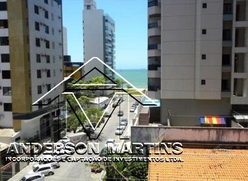 Apartamento 4 quartos na Praia da Costa Ed. Mariah Cód.: 4169 z - Foto 3