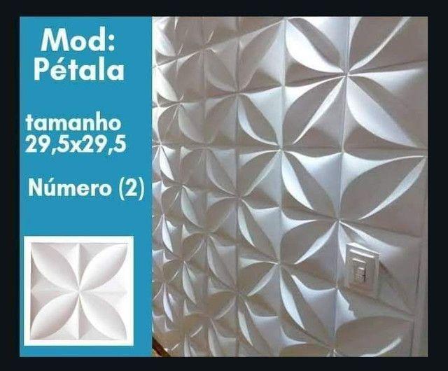 Promoção imperdível placas de gesso 3D direto da fábrica