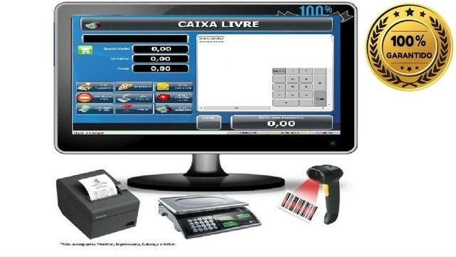 sistema controle mesa comanda delivery p/ computadores PC notebooks em geral - Foto 4