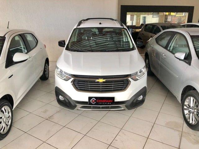 Chevrolet SPIN 1.8 ACTIV 8V FLEX 4P AUT - Foto 3