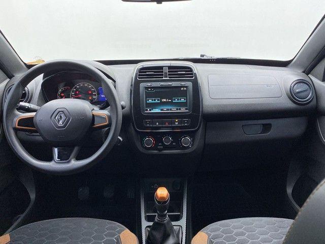 Renault KWID KWID OUTSIDER 1.0 Flex 12V 5p Mec. - Foto 3