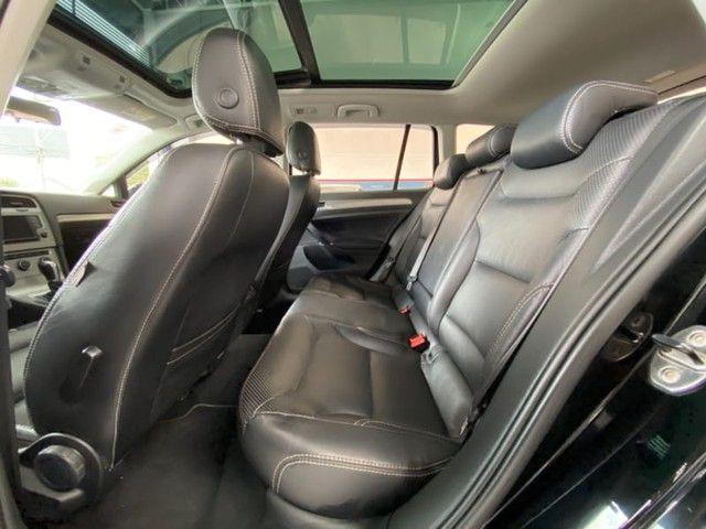 Vw Volkswagen Golf Variant 1.4 Tsi Comfortline Aut - Foto 8