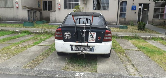Carro Astra anon2000, pot. 1.8, só a gasolina - Foto 5