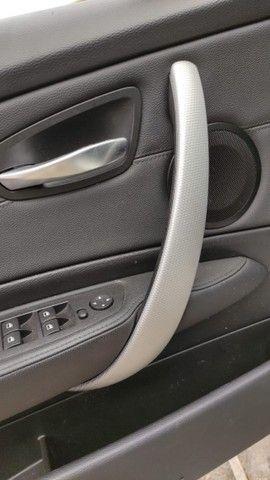 Kit aplique puxador BMW 130i 3.0 2011 aço escovado  - Foto 2