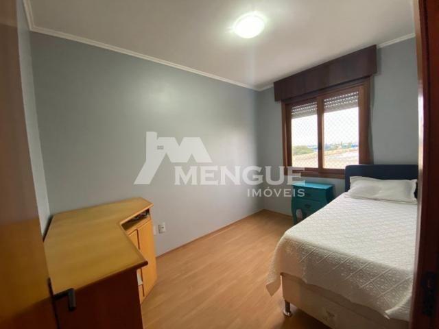 Apartamento à venda com 2 dormitórios em São sebastião, Porto alegre cod:10907 - Foto 13