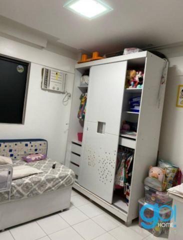 Apartamento com 3 dormitórios à venda, 73 m² por R$ 480.000,00 - Pedreira - Belém/PA - Foto 14