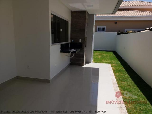 Casa em Condomínio para Venda em Parnamirim, PARQUE DAS NAÇÕES, 3 dormitórios, 3 suítes - Foto 10