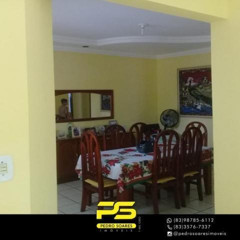 Casa com 3 dormitórios à venda, 158 m² por R$ 600.000 - Jardim Cidade Universitária - João - Foto 11
