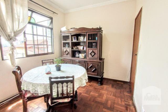 Apartamento à venda com 3 dormitórios em Caiçaras, Belo horizonte cod:275002 - Foto 3