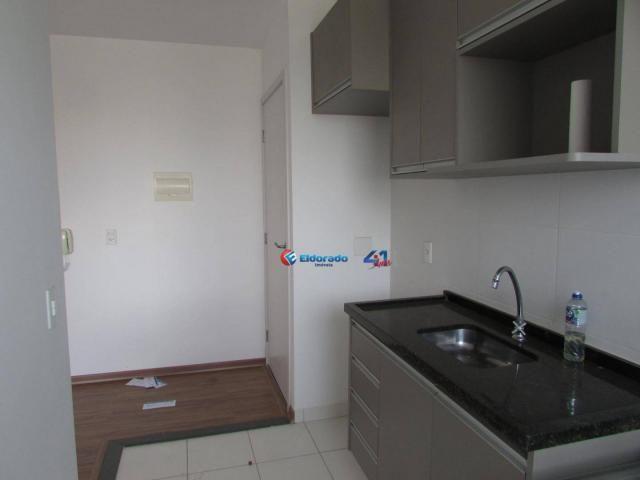 Apartamento com 2 dormitórios para alugar, 50 m² por R$ 750,00/mês - Parque Yolanda (Nova  - Foto 7