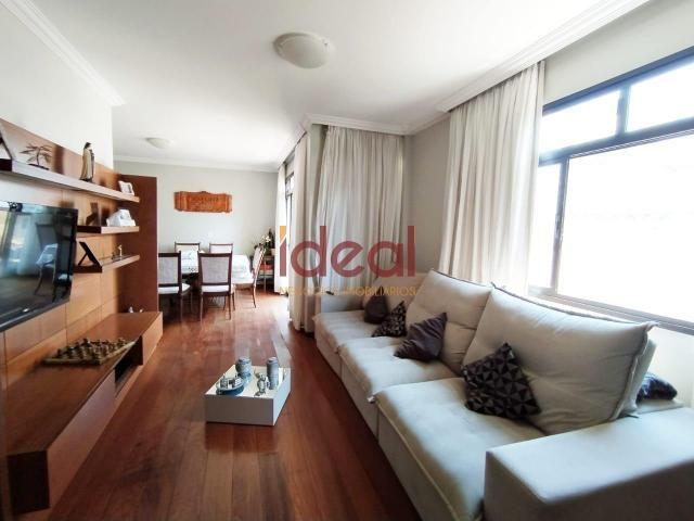 Apartamento à venda, 3 quartos, 1 suíte, 2 vagas, Ramos - Viçosa/MG - Foto 2