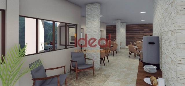 Apartamento à venda, 3 quartos, 1 suíte, 2 vagas, Santo Antônio - Viçosa/MG - Foto 12