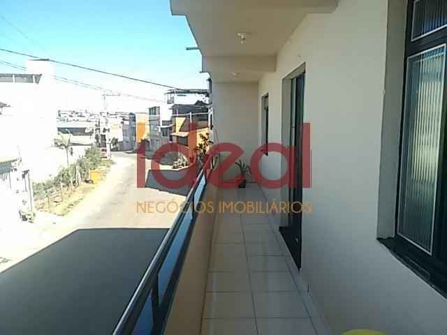 Apartamento à venda, 3 quartos, 1 suíte, 2 vagas, São Sebastião - Viçosa/MG - Foto 18
