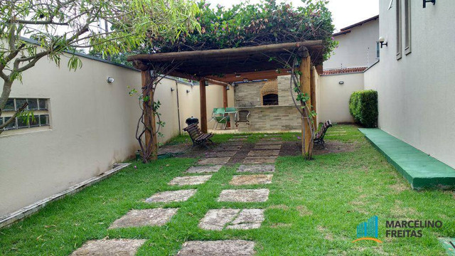Casa com 3 dormitórios para alugar, 104 m² por R$ 1.109,00/mês - Lagoinha - Eusébio/CE - Foto 4
