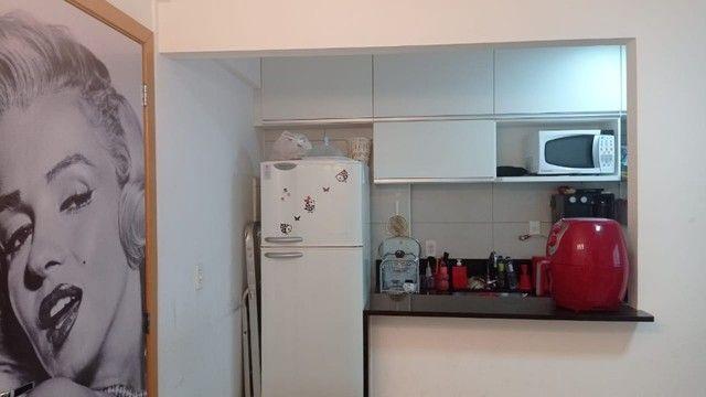 Top Life Taguatinga Miami Beach Apartamento de 2 Quartos 1 Suíte Andar Alto Vista Livre - Foto 4