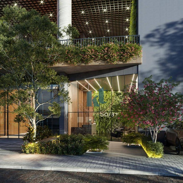 Flat com 1 dormitório à venda, 20 m² por R$ 145.235,00 - Manaíra - João Pessoa/PB - Foto 5