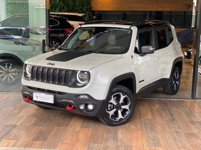 Jeep Renegade Trailhawk 2.0 Turbo Diesel 4x4 Automático 2020