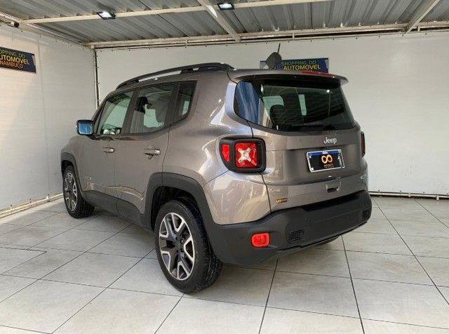 jeep renegade longitude 1,8  automatico 2019  km 37091 R$ 90.990,00 - Foto 7