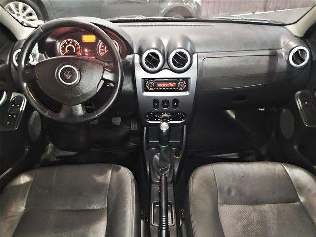 Renault Logan 2011 1.6 expression 8v flex 4p manual - Foto 3