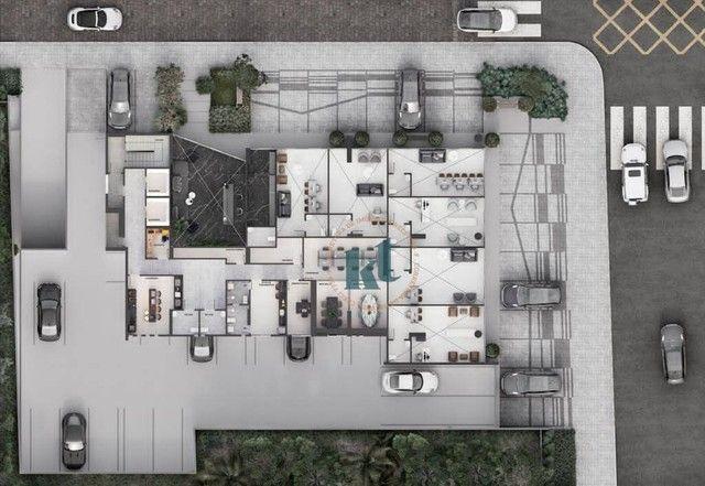 Flat com 1 dormitório à venda, 20 m² por R$ 145.235,00 - Manaíra - João Pessoa/PB - Foto 15