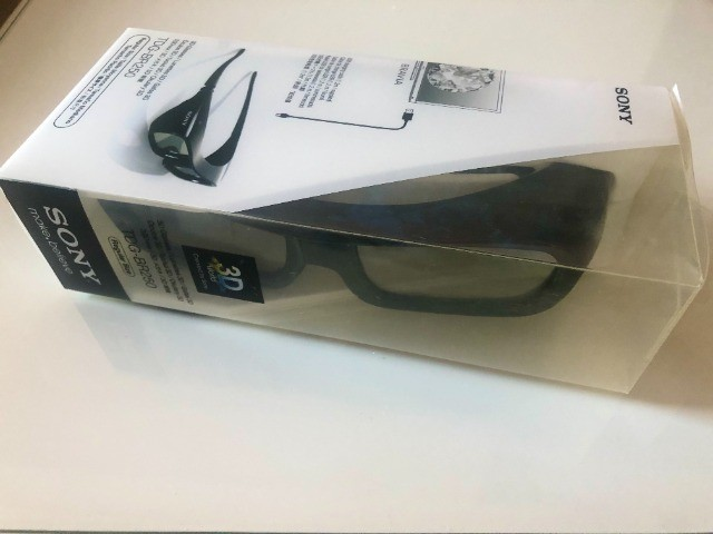 2 pares de óculos 3D para TV Sony - TDG-BR250 - Foto 3