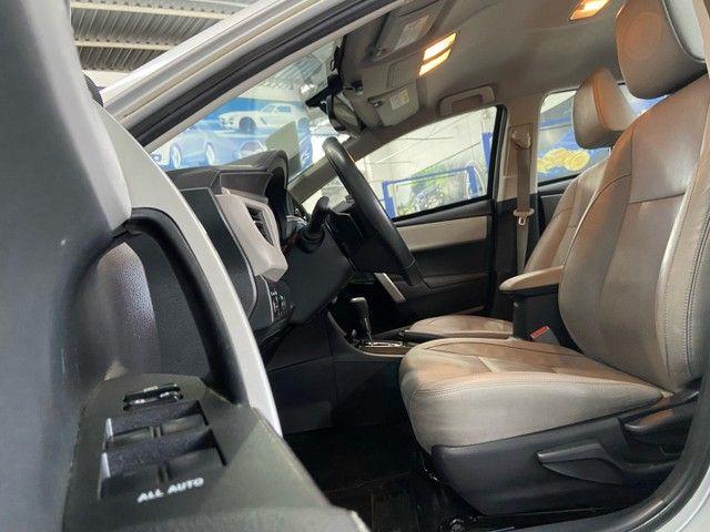 Corolla XEI 2.0 Flex aut. 2017 BLINDADO - Foto 13
