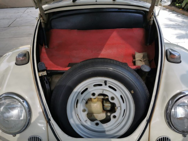 Volkswagen Fusca 42.616 KM - Foto 6