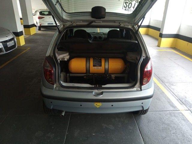 Chevrolet Celta Spirit 2011 completo com GNV.  - Foto 7