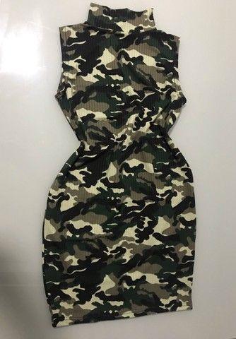 Vestido TAM único  - Foto 2