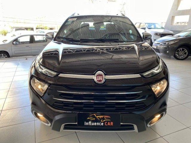 Fiat toro 2021 2.0 16v turbo diesel ranch 4wd at9 - Foto 2