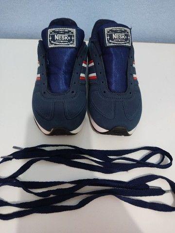 Tênis Infantil Nesk Original - Foto 4