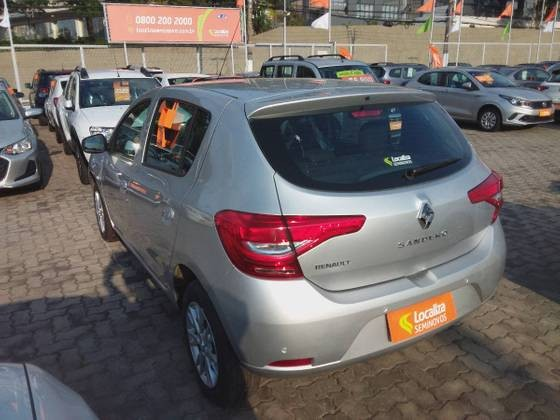 SANDERO 2020/2021 1.0 12V SCE FLEX ZEN MANUAL