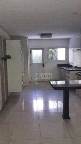 Sobrado com 4 dormitórios para alugar, 301 m² por R$ 6.500,00/mês - Vila Alpina - Santo An - Foto 11