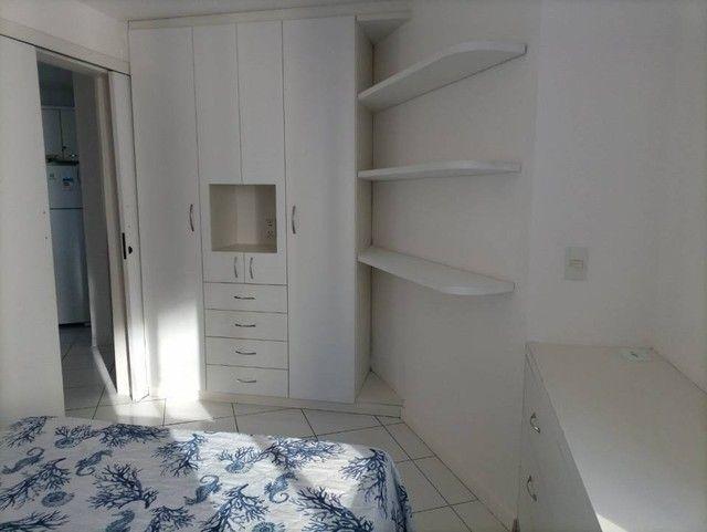 Beira mar , apartamento quarto e sala mobiliado na jatiuca mínimo seis meses - Foto 13