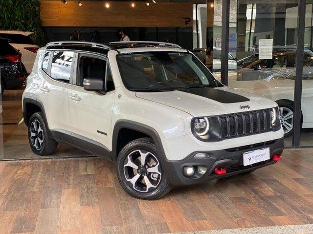 Jeep Renegade Trailhawk 2.0 Turbo Diesel 4x4 Automático 2020 - Foto 3