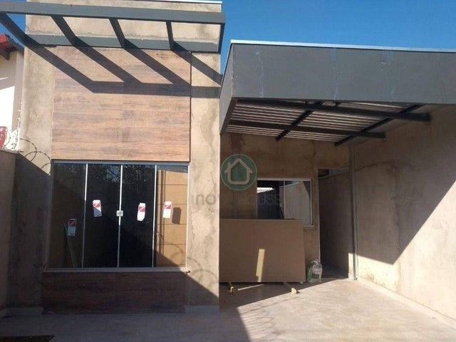 Casa com 3 dormitórios à venda, 86 m² por R$ 400.000,00 - Jardim América - Campo Grande/MS - Foto 3