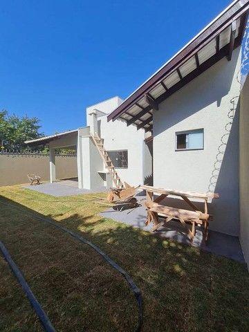 Lindíssima Casa Nova com Amplo Terreno  Bairro Seminário - Campo Grande - MS - Foto 11