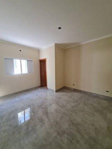 Lindíssima Casa Nova com Amplo Terreno  Bairro Seminário - Campo Grande - MS - Foto 15