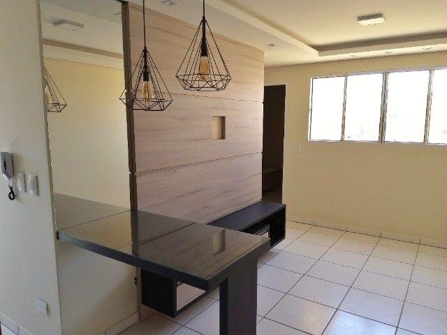 Lindo Apartamento Residencial Itaperuna Todo Planejado Próximo AV. Três Barras - Foto 14