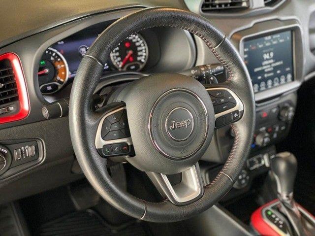 Jeep Renegade Trailhawk 2.0 Turbo Diesel 4x4 Automático 2020 - Foto 7