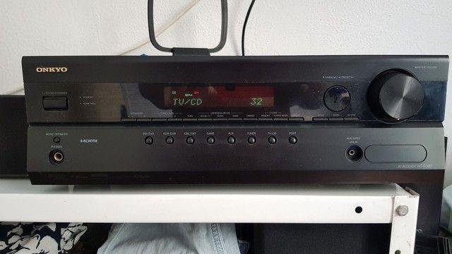 Receiver Onkyo HT-R380