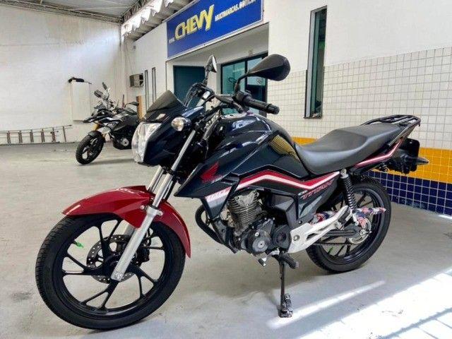Honda CG 160 Titan EX ( Parcelamento )