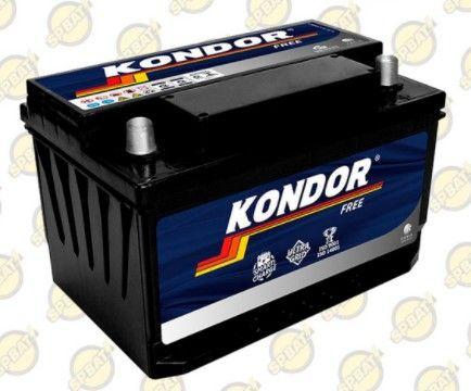 Baterias para Carros Novas e Usada América Cral Kondor Strada - Foto 3