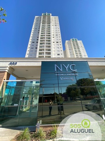 NYC Jardim das américas, apartamento 03 quartos sendo 01 suíte. - Foto 2